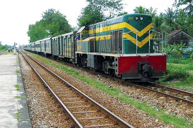 Vận chuyển hàng hoá đường sắt