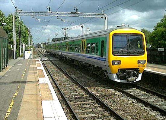 Vận chuyển hàng hoá ga lẻ bằng đường sắt