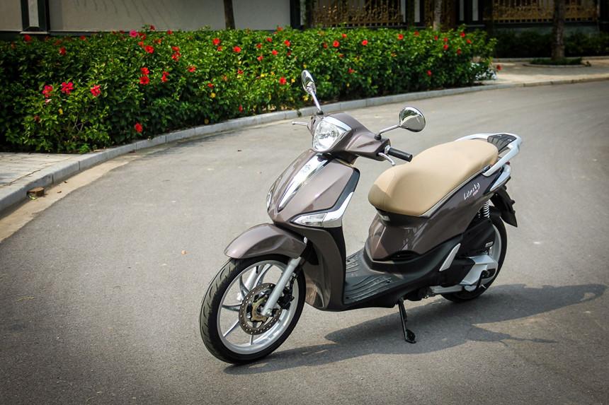 van chuyen xe moto xe may xe tay ga di lam dong an toan