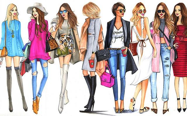 Gửi quần áo thời trang giá siêu rẻ