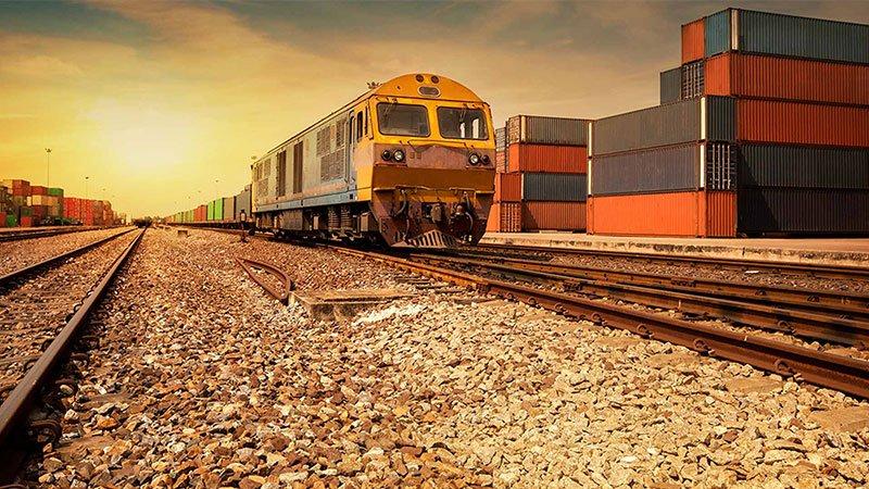vận chuyển đường sắt uy tín